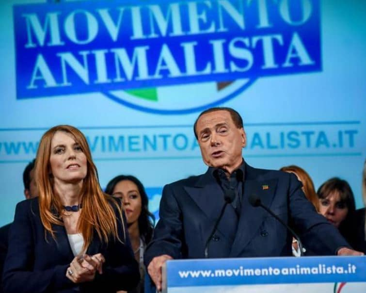 berlusconi movimento animalista 1