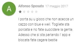 blue whale whatsapp italia - 2