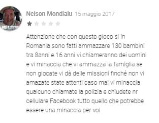 blue whale whatsapp italia - 6