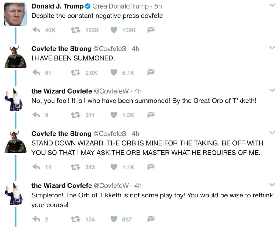 donald trump tweet covfefe - 8