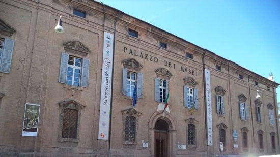 galleria estense modena franceschini musei