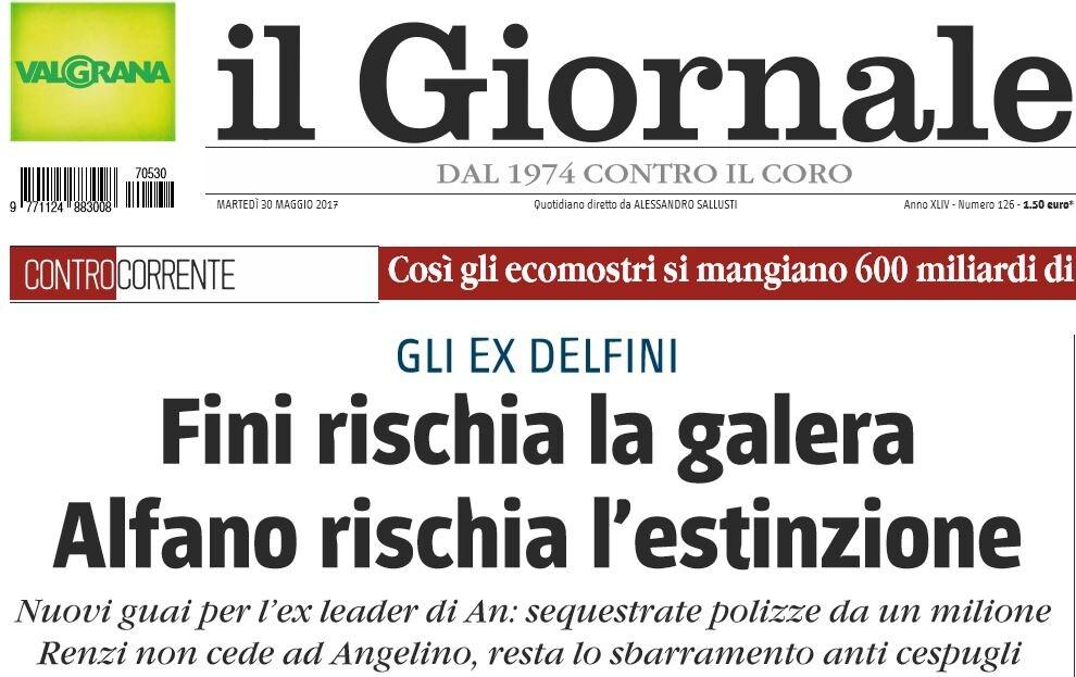 gianfranco fini tulliani 1