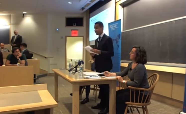 luigi di maio harvard incontro video - 4