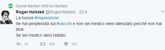 m5s decreto vaccini barillari dittatura - 4