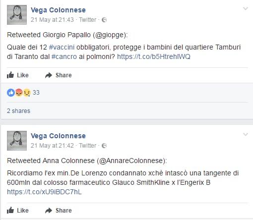 m5s decreto vaccini vega colonnese - 8
