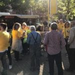 magliette gialle roma pd 1