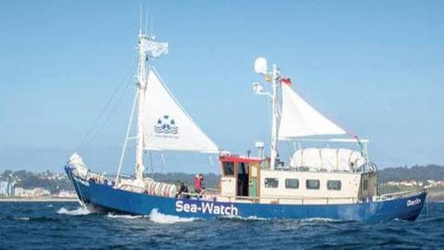 seawatch ong migranti