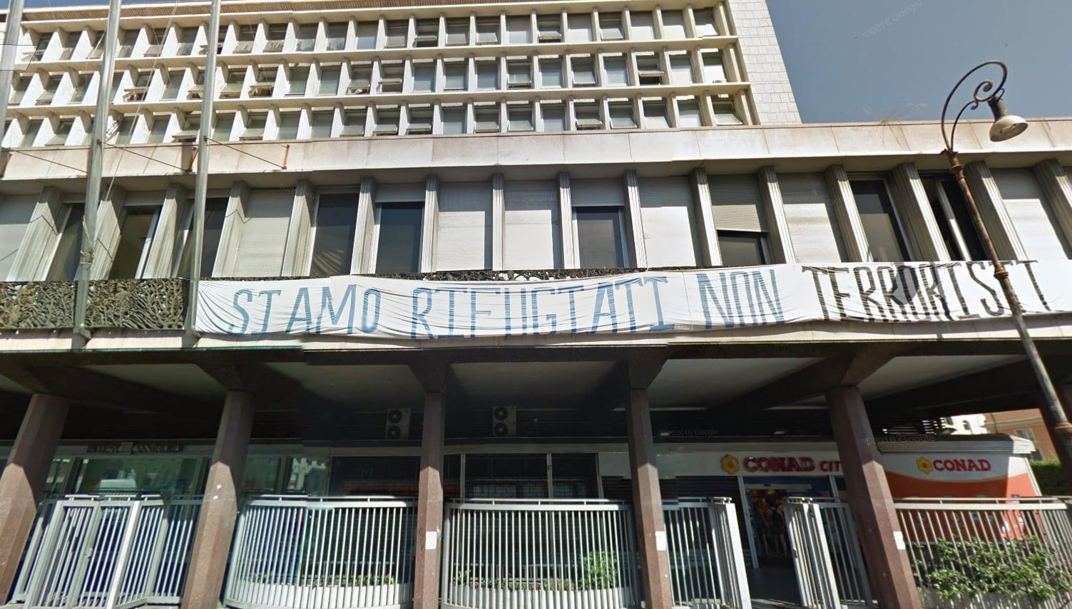 sesso roma piazza indipendenta palazzo curtatone - 2