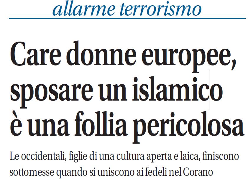 Valeria Collina Khadija madre terrorista londra italiano - 11