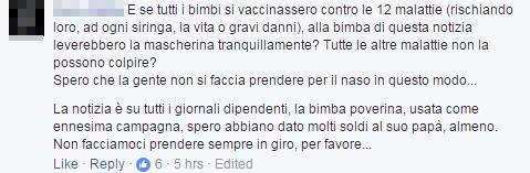 bambina immunodepressa free vax - 9