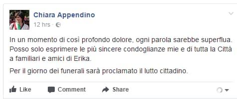 chiara appendino erika pioletti torino piazza san carlo - 1
