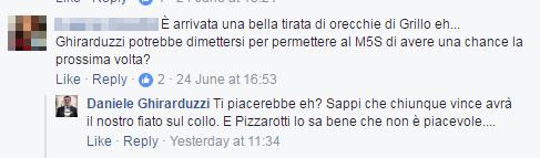 daniele ghirarduzzi parma pizzarotti sindaco 2017 -1