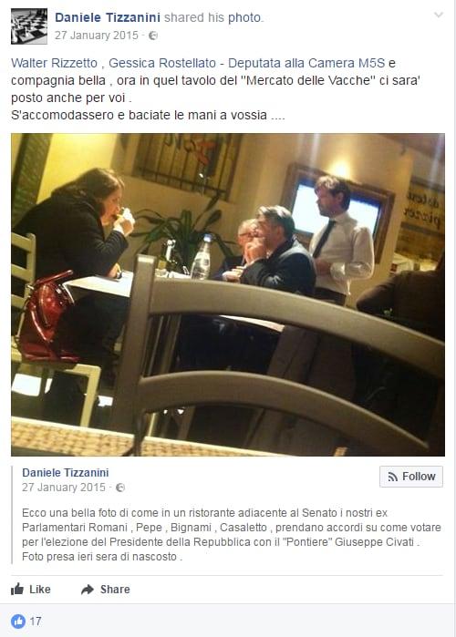 daniele tizzanini m5s denunce rai giornalisti - 3