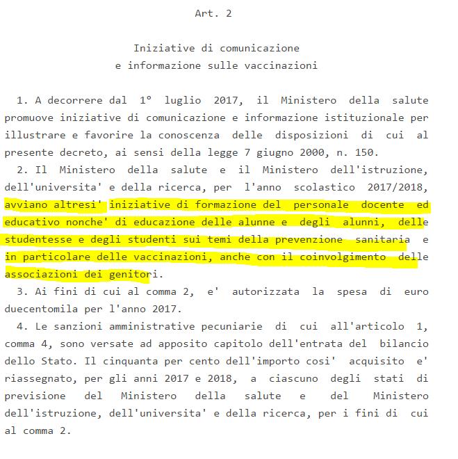 decreto vaccini obbligatori lorenzin - 4