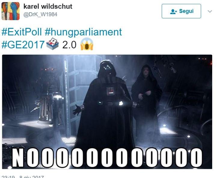 exit poll hung parliament