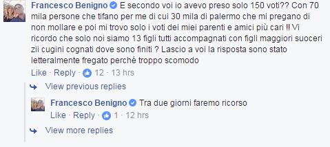francesco benigno palermo amministrative 2017 -3