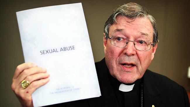 george pell abusi sessuali