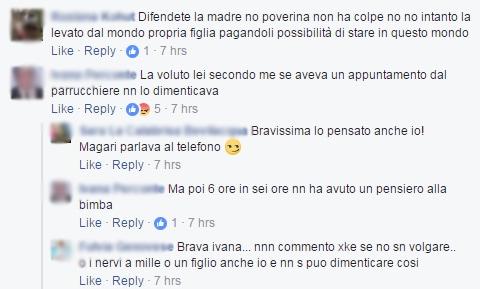 ilaria naldini bambino arezzo mamma facebook - 6
