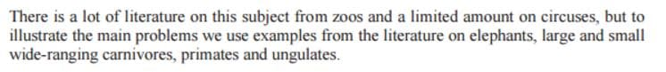 legge animali circhi
