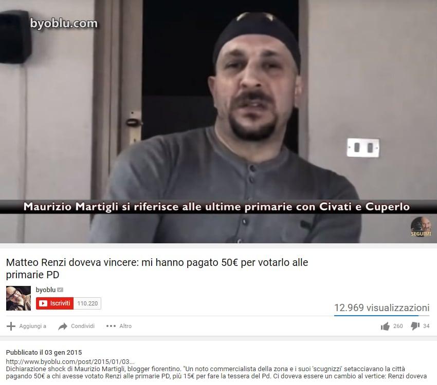 maurizio martigli renzi querela - 2