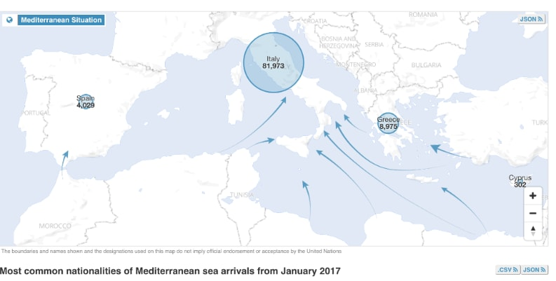 migranti ong porti blocco - 2