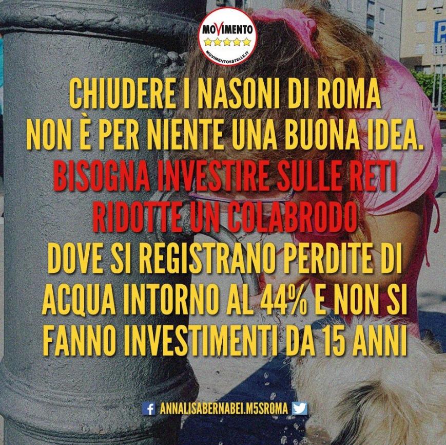 nasoni roma chiusura - 1