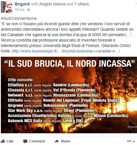 briganti canadair vigili del fuoco protezione civile babcock - 3