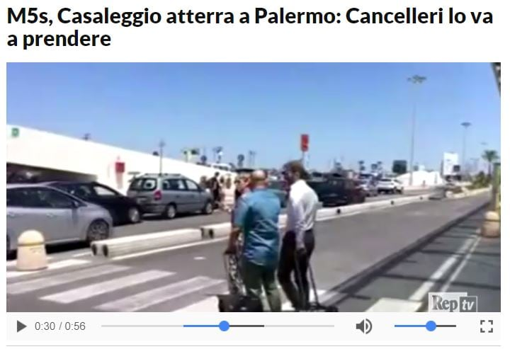 cancelleri casaleggio video