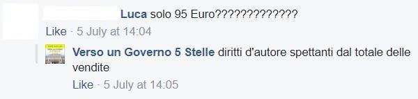 davide barillari libro 100 euro diritti d'autore 1