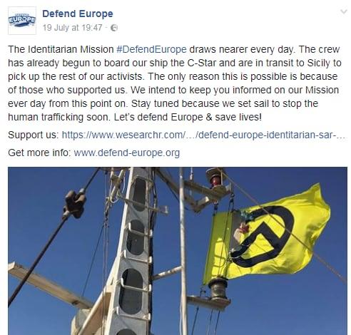 defend europe generazione identitaria - 3