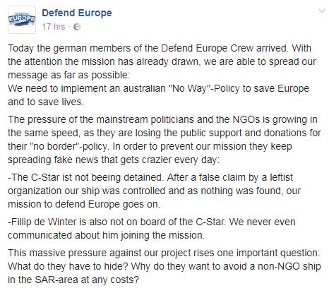 defend europe generazione identitaria - 4