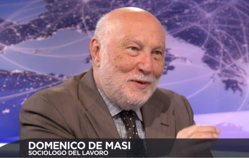 domenico de masi m5s compenso lavorto 2025 - 2