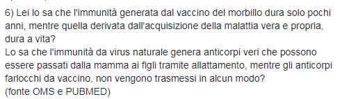 eleonora brigliadori mentana vaccini - 9