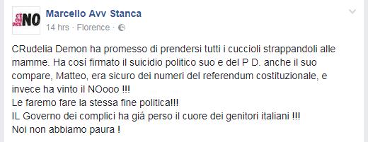 free vax decreto lorenzin stanca - 2