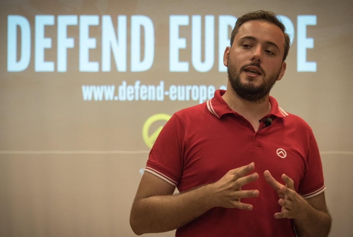 generazione identitaria defend europe - 3