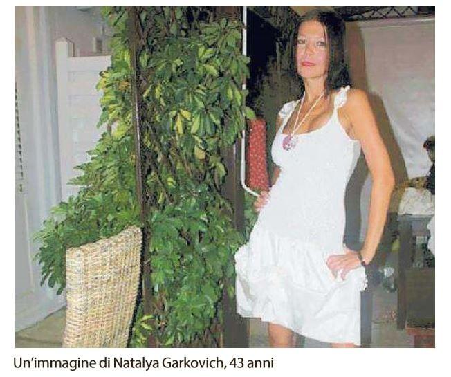 gianluca tonelli natalya garkovich