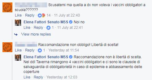 m5s vaccini no vax - 15