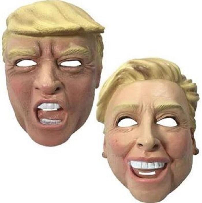 maschera di trump