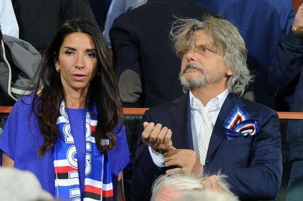 Massimo Ferrero rimette in vendita la Sampdoria