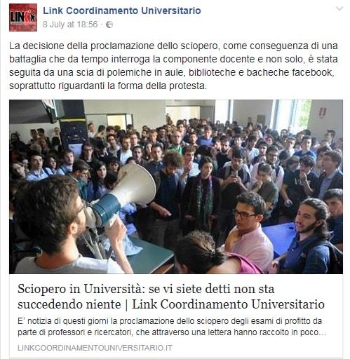 sciopero settembre professori università - 3