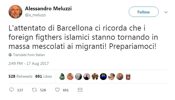 boldrini attentato barcellona sciacalli - 10