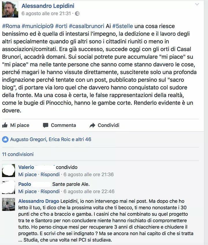 municipio alessandro lepidini