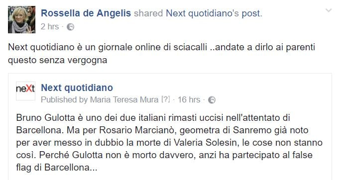 rossella de angelis next quotidiano
