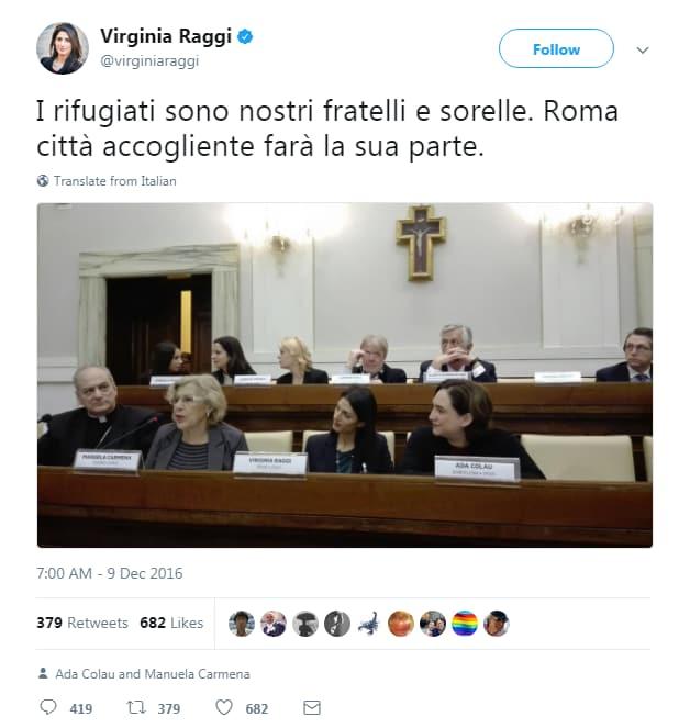 sgombero curtatone piazza indipendenza raggi baldassarre Roma - 1