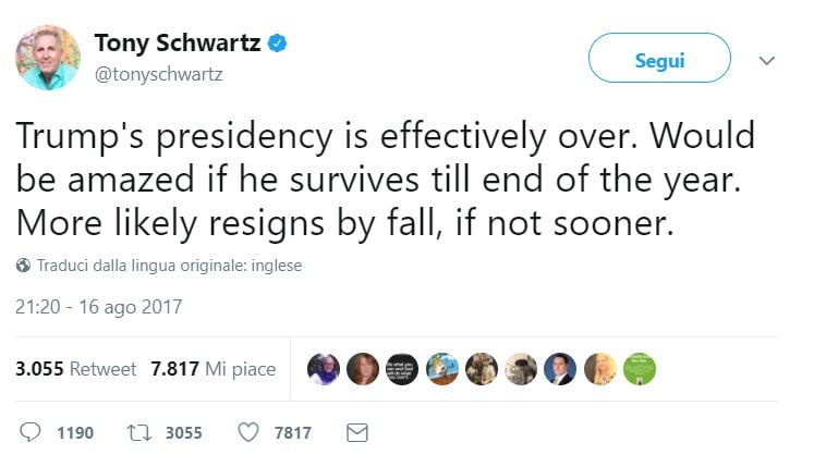 tony schwartz donald trump