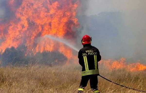 vigili del fuoco volontari ragusa 1