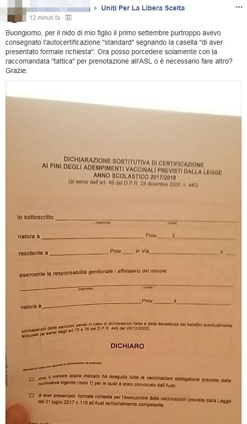 antivax scuola certificazioni - 7