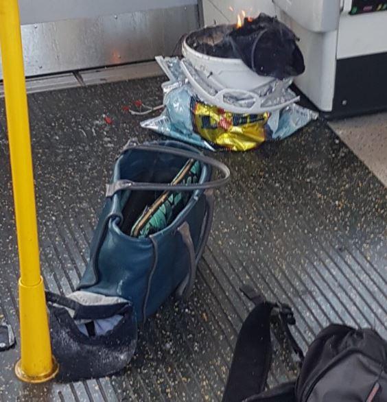 esplosione metro londra parsons green