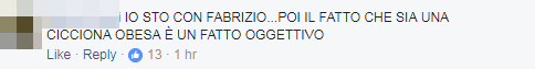fabrizio bracconeri kyenge insulti twitter - 11