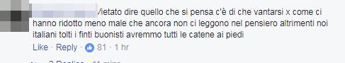 fabrizio bracconeri kyenge insulti twitter - 3